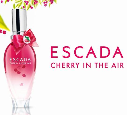 Cherry In The Air Eau De Toilette Spray Von Escada Parfumdreams